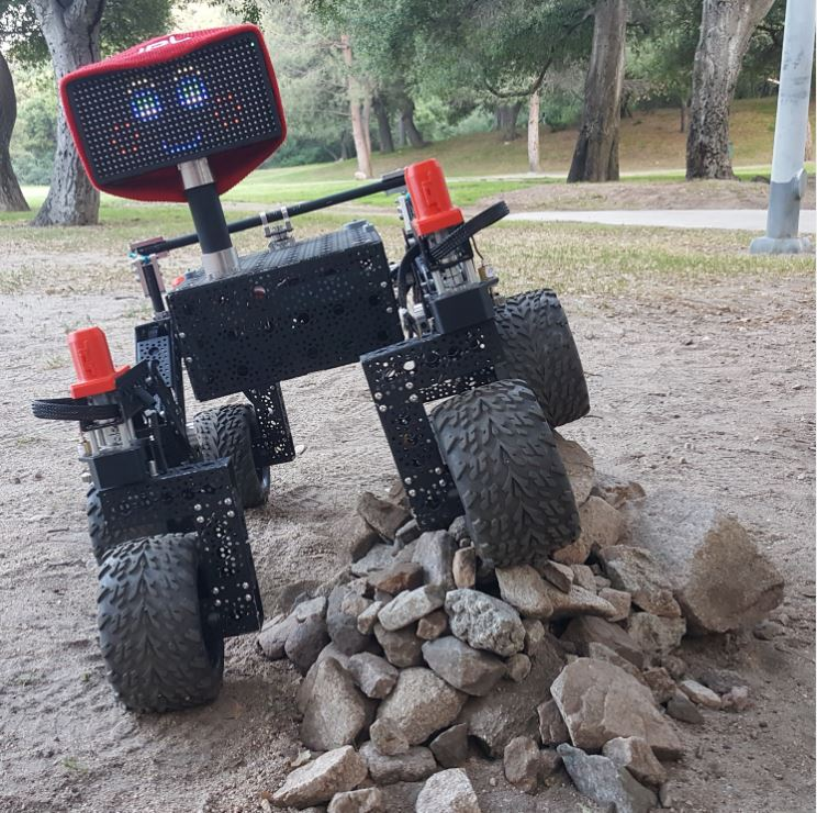 Nasa Open Source Mars Rover