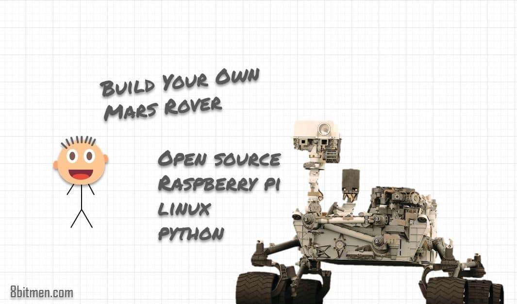 Build Your Own Super Cool Sci-Fi Mars Rover with NASA's Open Source GitHub Repo